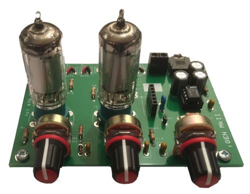 iGen Mk II Tube Regenerative Receiver (Kit)
