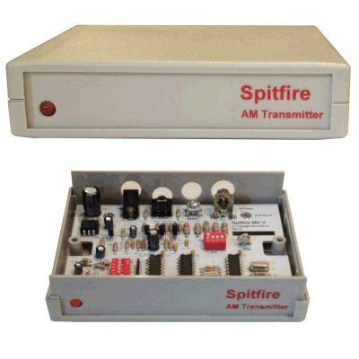 Spitfire AM Solid State Transmitter US