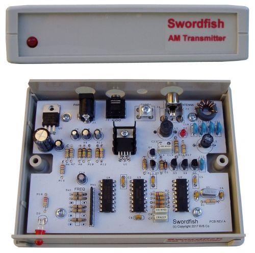Swordfish One Watt 1485kHz Transmitter Netherlands